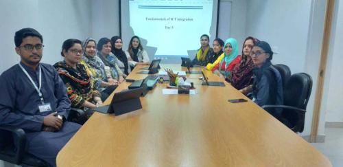 FUNDAMENTALS OF ICT INTEGRATION